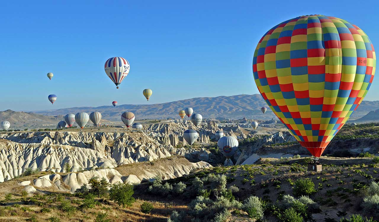 kapadokya balon turu fiyatı 2016